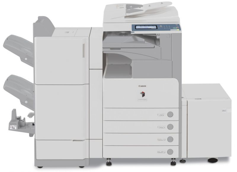 DRIVERS: CANON IMAGERUNNER C3480